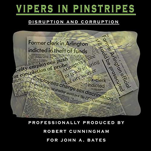 Vipers in Pinstripes audiobook cover art