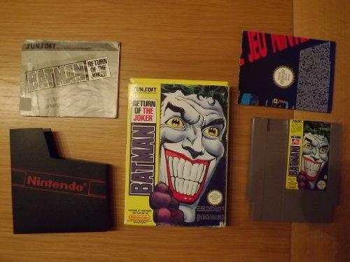 Batman Return of the Joker [Nintendo NES], gebraucht - sehr gut