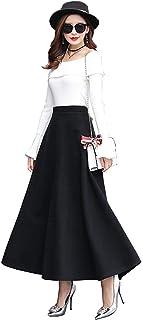 1317c10fad8a89 Amazon.fr : jupe laine de - Femme : Vêtements