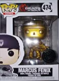 FunKo POP: Gears of War: Marcus FENIX Gold Special Edition
