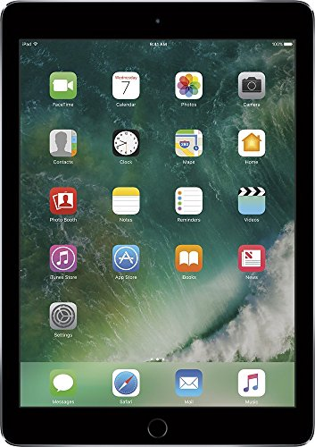 Apple iPad Air 2 9.7-Inch, 32GB Tablet (Space Gray) (Renewed)