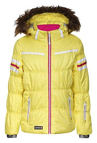 ICEPEAK Kinder Nelly JR Jacket Children, Light Yellow, 140