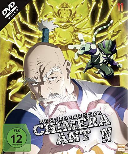 Hunter x Hunter, Vol. 11 [2 DVDs]