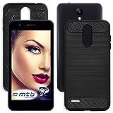 mtb more energy® Case Carbon for LG K9 (5.0'') - Black -