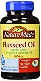 Nature Made Flaxseed Oil 1000mg 100 Softgels (3 Pack)