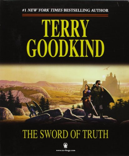 The Sword of Truth, Boxed Set I: Books 1-3 (Wizard's First Rule / Stone of Tears / Blood of the Fold)