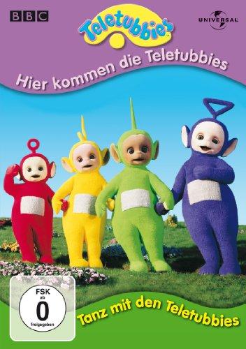 Hier kommen die Teletubbies & Tanz mit den Teletubbies