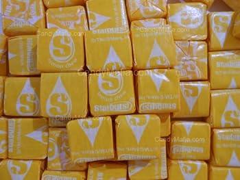 yellow starburst