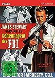 Geheimagent des FBI / Spannender Agentenfilm in ungekürzter Langfassung (Pidax Film-Klassiker)