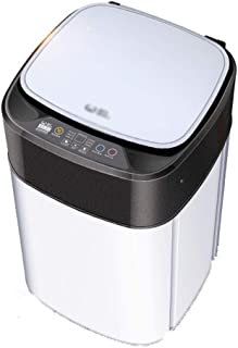 Pot Washers Automatic Washing Machine Children's High Temperature Cooking Washing Machine Convenient Silent Capacity 4kg (Color : White, Size : 475079cm)