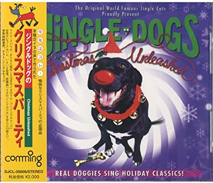 Amazon.com Christmas Unleashed~ Jingle Dogs CDs \u0026 Vinyl