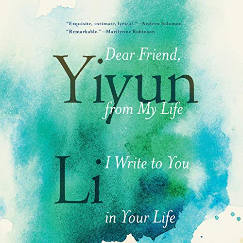 Dear Friend, from My Life I Write to You in Your Life cover art