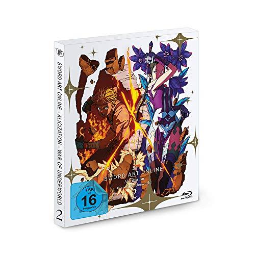 Sword Art Online: Alicization - War of Underworld - Staffel 3 - Vol.2 - [Blu-ray]