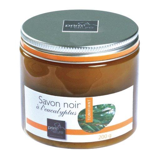 SAVON NOIR à l'eucalyptus Pot 200 g