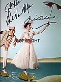 Limited Edition Mary Poppins unterzeichnet Foto Autogramm