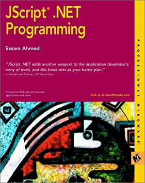JScript? .NET Programming (M&T Books)