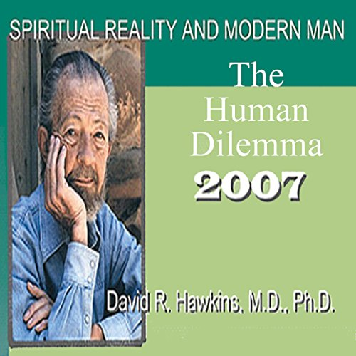 『Spiritual Reality and Modern Man: The Human Dilemma』のカバーアート