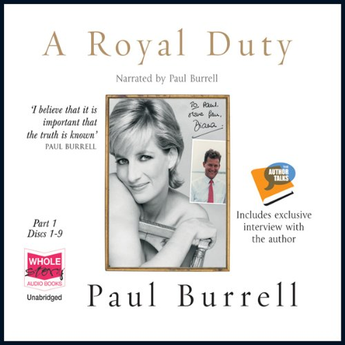 A Royal Duty cover art