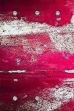 Cuadros Lifestyle Designer-Garderobe | Wandgarderobe | Flurgarderobe | Garderobenhaken | Garderobenpaneel | Urban Look | Kleiderständer | Kleiderablage | Garderobenständer, Größe:80x120 cm