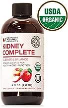 Kidney Complete 8oz - Organic Kidney Support, Liquid Kidney Supplement & Natural Kidney Stones Dissolver Cleanse