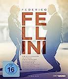 Federico Fellini Edit. (9 Blu-Ray) [Edizione: Germania]