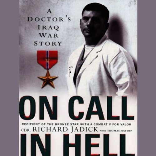 On Call in Hell audiobook cover art
