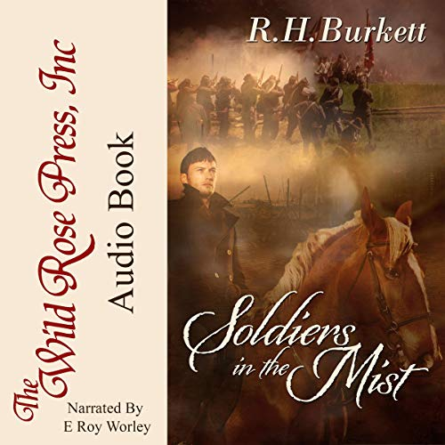 Soldiers in the Mist audiobook cover art