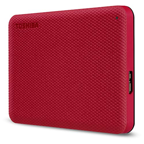 "Toshiba Canvio Advance - Disco Duro Externo (1 TB, 2,5"") miniatura"