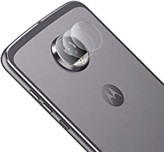 CENTAURUS Camera Protector Replacement for Moto Z2 Play-(3 Pack) Ultra-Thin Anti-Scratch Clear Back Camera Lens Tempered Glass Protective Film fit Motorola Moto Z2 Play XT1710-01/02/06/07/08/09/10/11