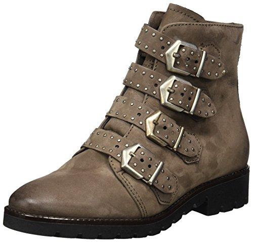 Mjus Damen 192203-0201-6160 Biker Boots, Grau (Geyser), 39 EU