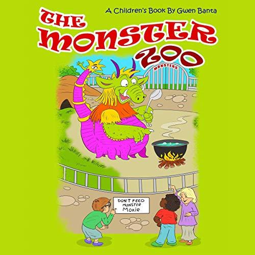 Couverture de The Monster Zoo