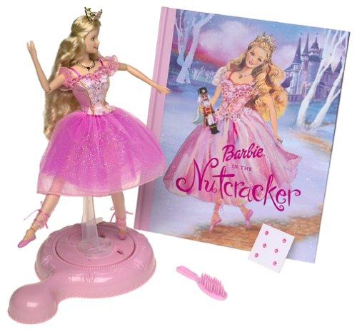 BARBIE NUTCRACKER THE SUGARPLUM PRINCESS by Barbie