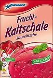 Kaltschale Sauerkirsche Komet ohne Kochen - DDR Kultprodukte - DDR Artikel
