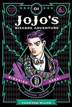 jojo manga collection
