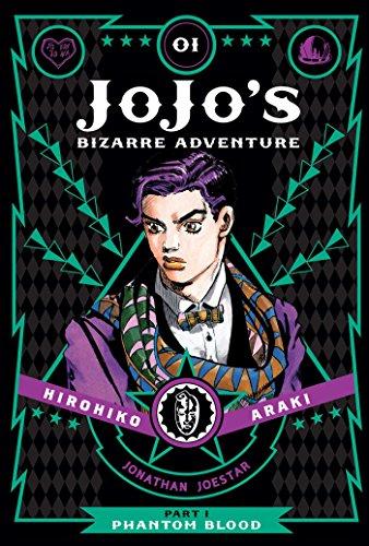 Jojo's Bizarre Adventure Part 1 Phantom Blood 1: Phantom Blood Vol 1