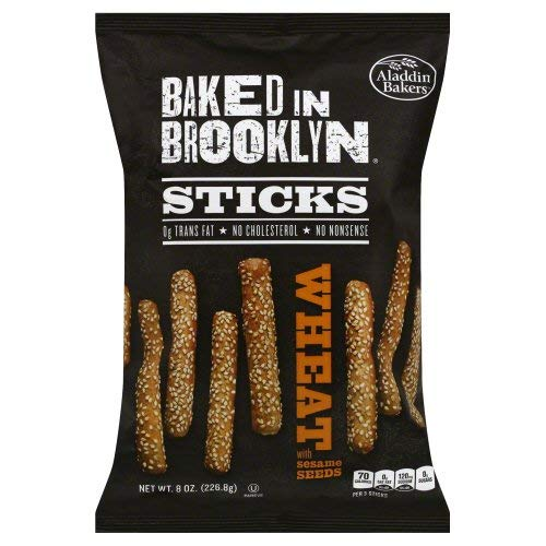 Baked In Brooklyn Snack Stick Wheat