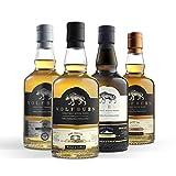 Wolfburn Scotch Single Malt Whisky - 4 x