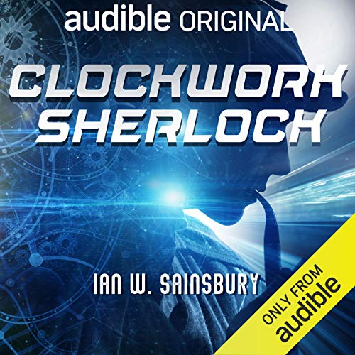 Clockwork Sherlock cover art