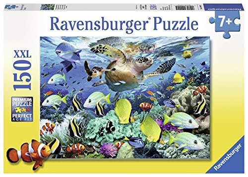 Ravensburger Kinderpuzzle 10009 - Unterwasserparadies - 150 Teile