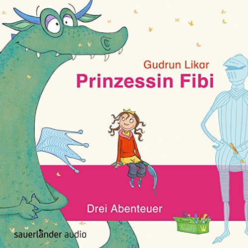 Prinzessin Fibi audiobook cover art