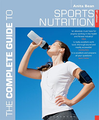 The Complete Guide to Sports Nutrition (Complete Guides): 8th Edition
