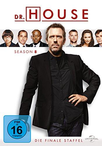 Dr. House - Season 8 [6 DVDs]