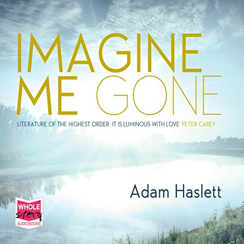 Imagine Me Gone cover art