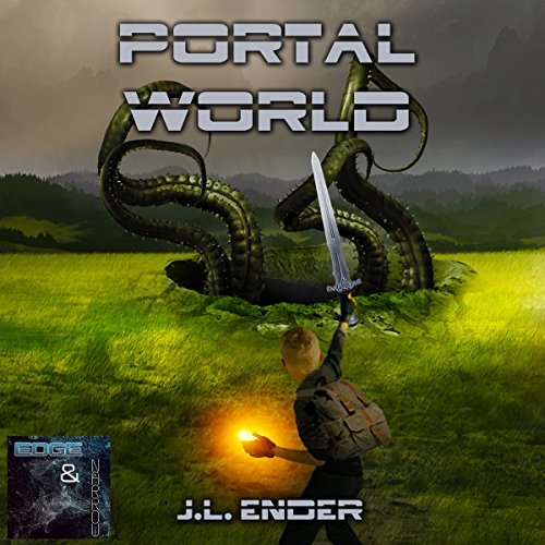 Portal World audiobook cover art