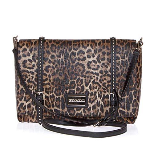 Ermanno Scervino Flap Bag GRETA WINTER 12401067 Brown