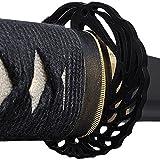 Handmade Sword - Fully Practical Samurai Tanto Sword, Crane
