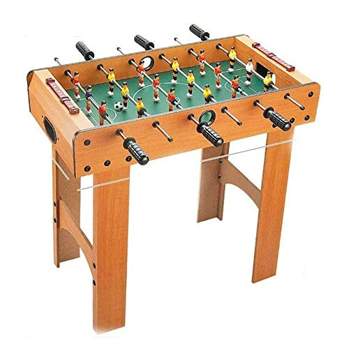 Fantastic Deal! BZLLW Classic Football Table,Indoor Multiplayer Football Soccer Game,Kids Family Gam...