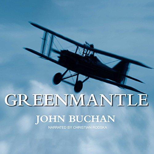 Greenmantle audiobook cover art
