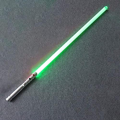 HTOUR Spada Laser YXCC Spada Laser Star Wars Glow con Effetto sonoro Force Spada Laser Cosplay