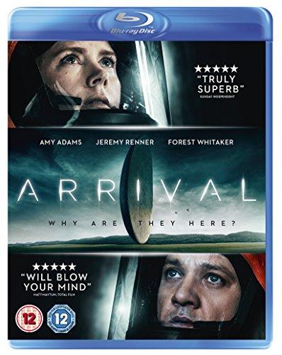 Arrival [Blu-ray] UK-Import, Sprache-Englisch